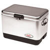 Coleman Steel-Belted Koelbox 51l zwart/zilver